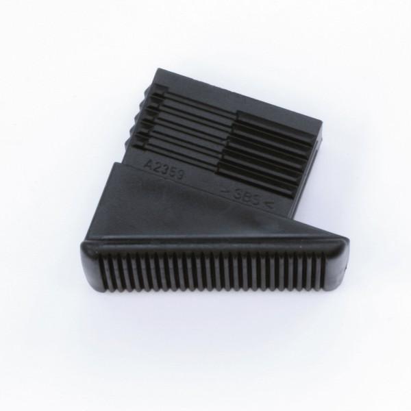 Kunststoff-Fuß hinten, leitfähig
